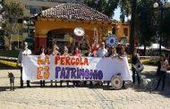 El incierto futuro de la pérgola de Plaza #Ñuñoa