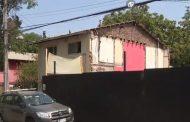 Polémica por demolición de parte contigua de casa pareada en #Ñuñoa