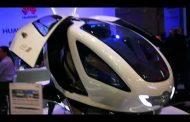 En 2030 Dubái podría tener taxis drones: así funcionarán