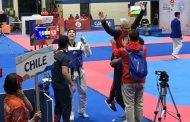 Deportes: Más oros para Chile: Ignacio Morales triunfó en el taekwondo de los Odesur 2018