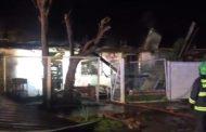 Un hombre murió en un incendio en club deportivo de Quinta Normal