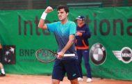 Deportes: Tomás Barrios accedió a la segunda ronda del challenger de Biella