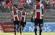 Deportes: Palestino y Unión Española igualaron en el clásico de colonias