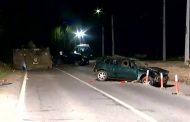 Un joven murió en un choque múltiple en Melipilla
