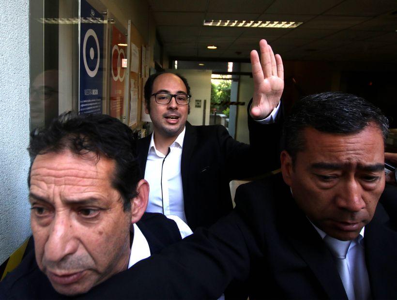 Nicolás López será formalizado por violación y abuso sexual el próximo martes