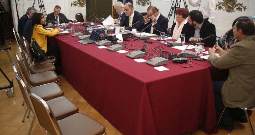 Comisión investigadora del Caso Catrillanca suspendió sesión al no llegar ningún invitado