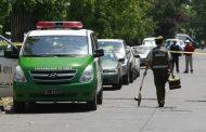 Sujeto eludió control policial fue baleado y atropelló a Carabinero