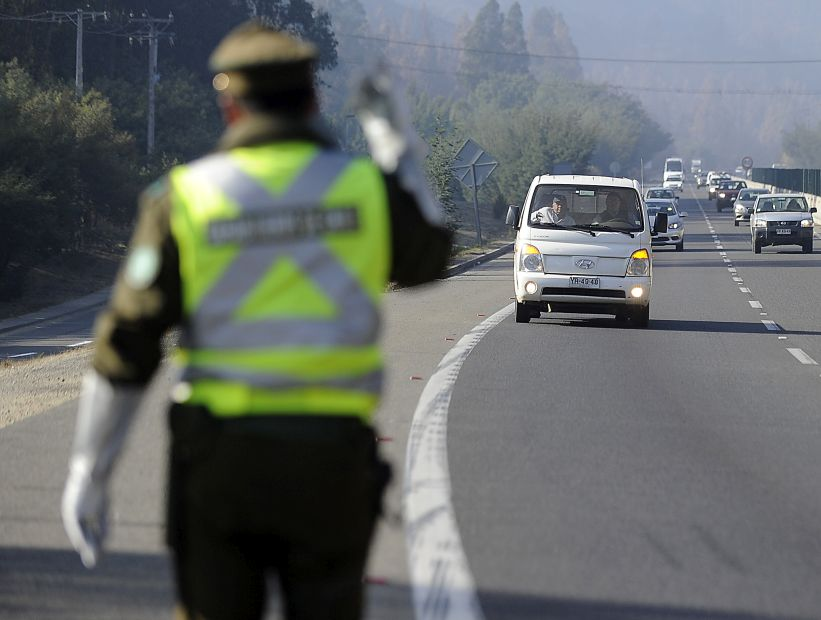 Fin de semana largo: 21 muertos en carreteras y 36 positivos por narcotest