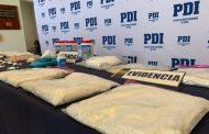 A lo Breaking Bad: PDI descubre laboratorio clandestino en Rancagua e incautan casi 200 millones de pesos en droga