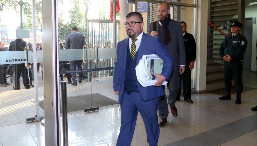 Alcalde de Rancagua alista una denuncia penal contra Sergio Moya