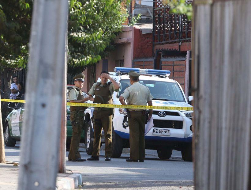 Para salvar a su abuela que casi es víctima de femicidio nieto mató a su abuelo en La Pintana