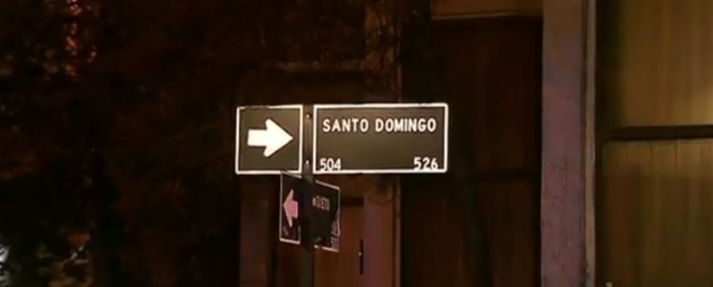 Seis brasileños mueren por emanación de gas en Santiago Centro
