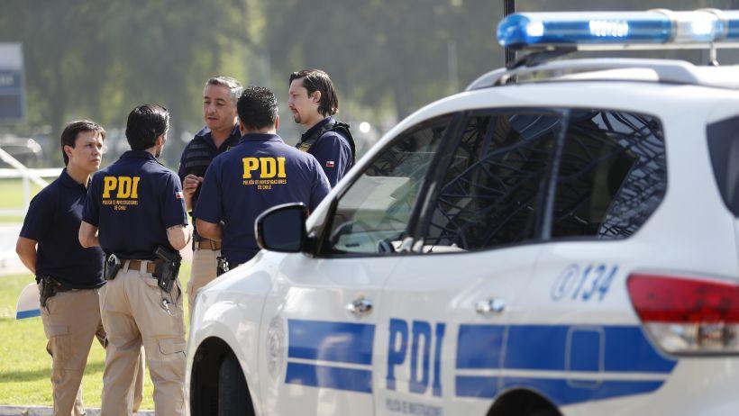 PDI encuentra a pareja muerta en casa de San Joaquín