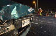 Accidente entre un bus y un vehículo deja 2 muertos y 40 lesionados en Magallanes