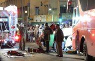 Falleció carabinero que sufrió violenta colisión con un bus este jueves