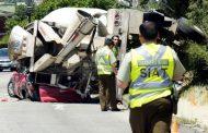 Fin de semana largo: se registran 34 fallecidos por accidentes de tránsito en el país