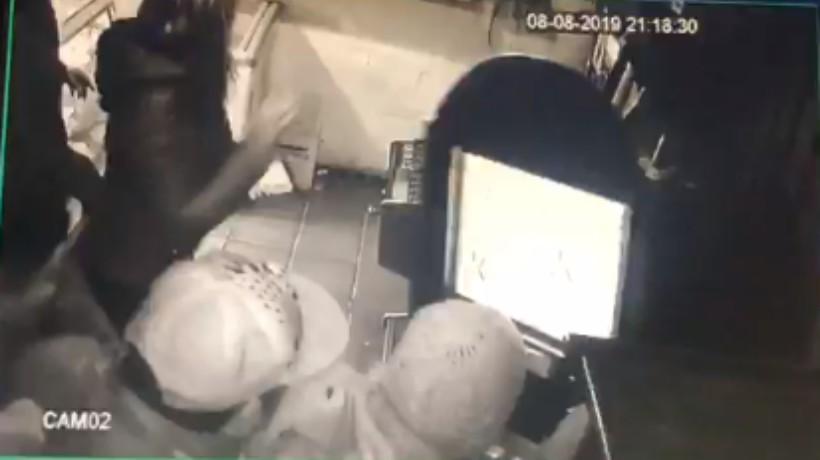 [FOTOS] Cámaras muestran el momento en que hombre acribilló a cinco personas en Puente Alto