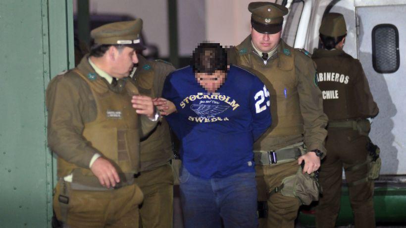 Detienen a hombre por el parricidio frustrado de su abuelo en San Bernardo