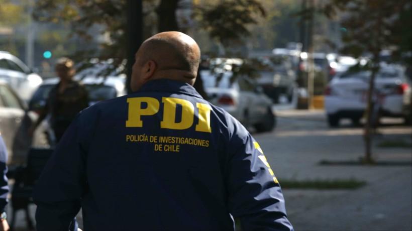PDI detiene banda narco liderada por hombre en silla de ruedas