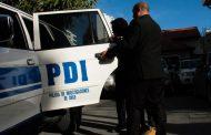 PDI detuvo celópata que mató a golpes a su pareja en El Bosque