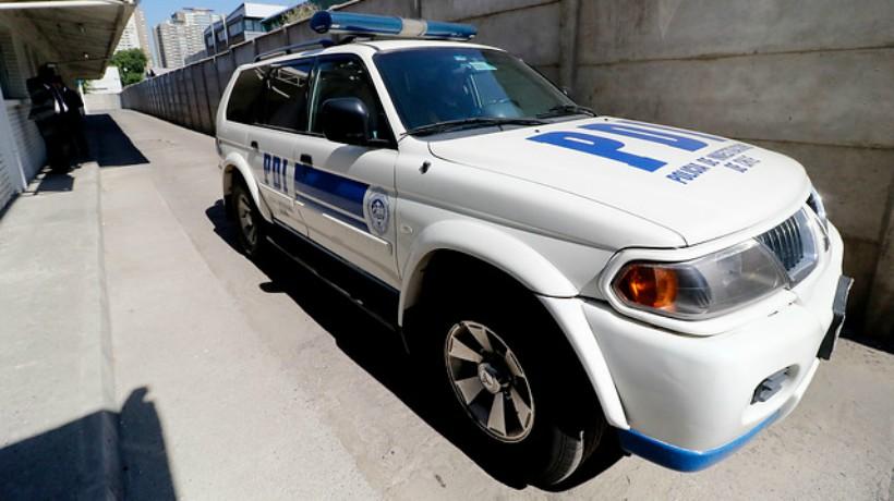 Asesinato de mujer en la comuna de Pedro Aguirre Cerda es investigado por PDI