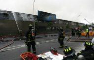 Tercera víctima fatal en incendio de supermercado fue confirmada por Fiscalía