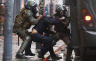 Cifra actualizada de detenidos tras masivas protestas: 614 en la Región Metropolitana y 848 en el resto del país