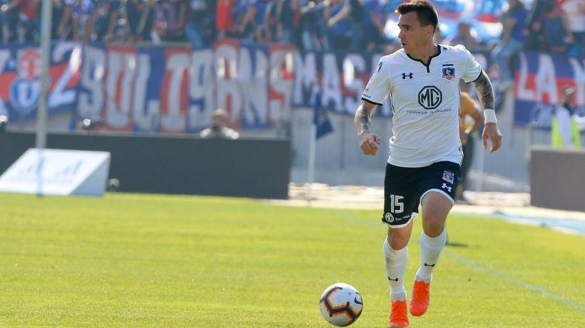 Colo Colo: Pablo Mouche sufrió un desgarro y estará un mes fuera de las canchas