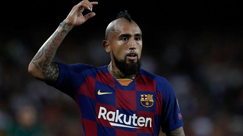 """Vidal es el jugador con más """"tackles"""" en las 5 principales ligas de Europa"""
