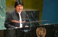 """Evo Morales convocó a una mesa de diálogo con la oposición para """"pacificar Bolivia"""""""