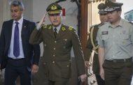 General Mario Rozas ordena uso acotado de escopetas antimotines