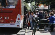 MTT informó su plan de contingencia para mañana viernes en Santiago