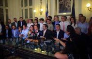 Partidos llegaron a histórico acuerdo: mecanismo para nueva Constitución se definirá mediante plebiscito