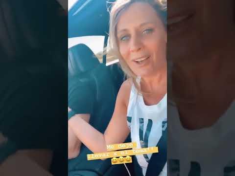 [VIDEO] Rocío Marengo se mostró por primera vez junto a su novio en redes sociales