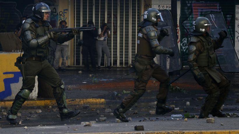 """El CPLT nitificó a Mario Rozas que las cámaras de Carabineros """"pueden dar cuenta de delitos"""" y deben resguardarse"""