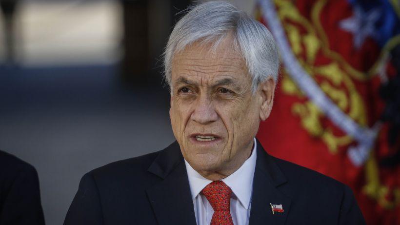 """Piñera entregó defensa por acusación constitucional: """"Implica una banalización de este instrumento"""""""