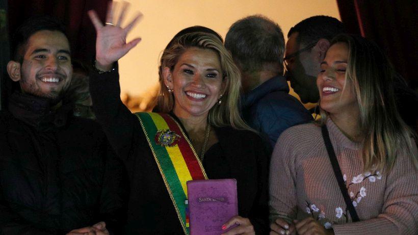 El Gobierno de Bolivia asegura que Jeanine Áñez no se presentará a las elecciones