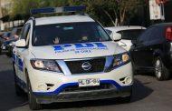 PDI interceptó a sujetos sin salvoconducto que portaban armas de fuego en la Alameda