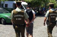 Detienen a sujeto que asaltó a equipo médico en Pudahuel