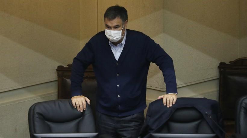 """Senador Ossandón confirma que por segunda vez tiene coronavirus: """"Los síntomas son mucho más complejos"""""""