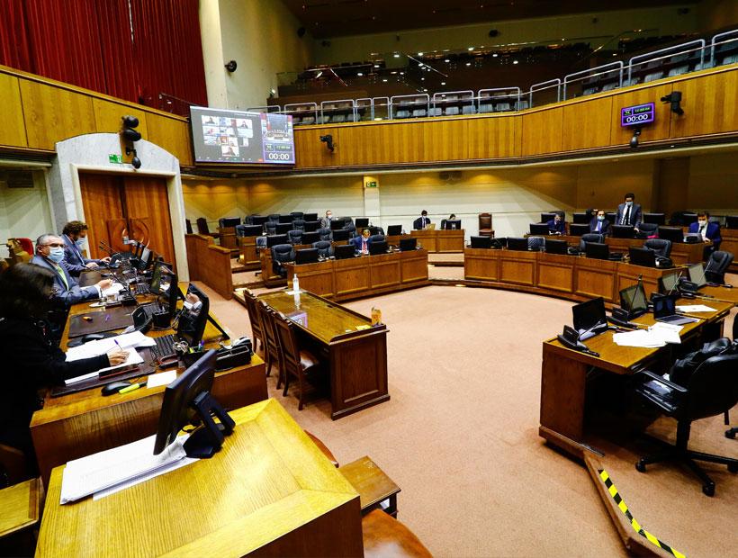Proceso constituyente: Cámara Alta aprobó en general reforma que reserva escaños para pueblos originarios
