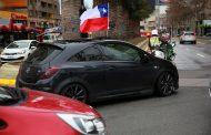 "Carabineros asegura que no escoltaron caravana a favor del ""Rechazo"""