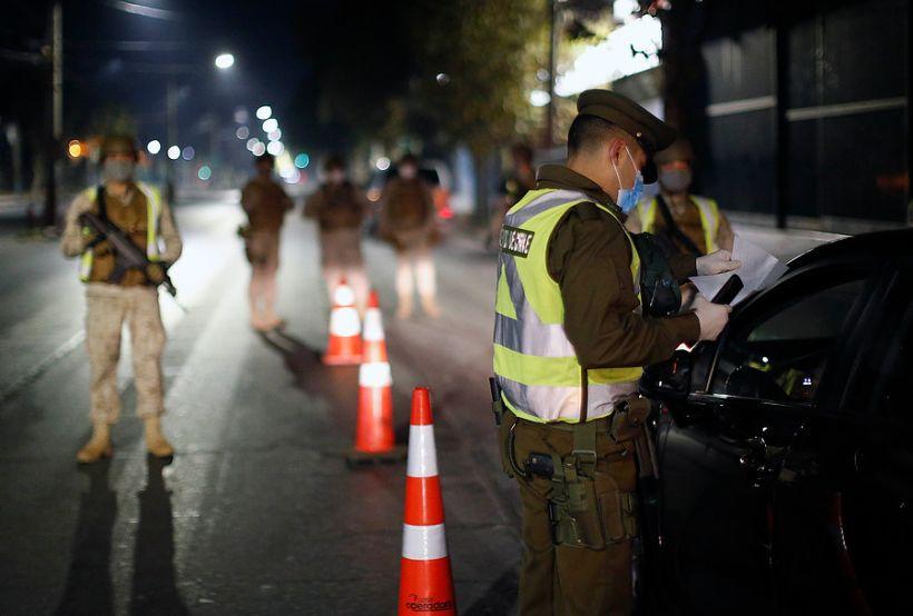 Carabineros entregó más de 1 millón de permisos temporales en las últimas 24 horas