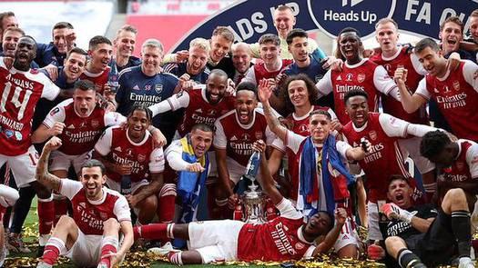 Arsenal se queda con la FA Cup y un cupo para la Europa League