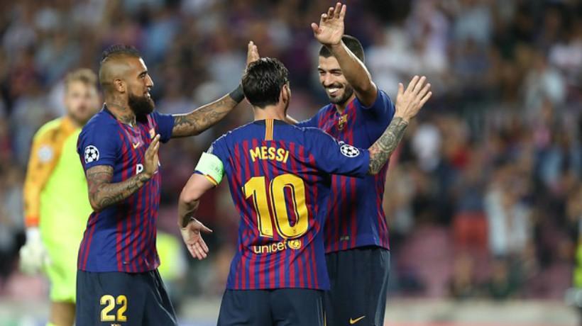 """Marca y obsesión de Vidal por la Champions: """"Es hora de cumplir tu palabra"""""""