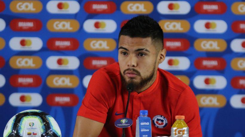 """Díaz: """"Quiero competir para jugar de defensor central en la selección chilena"""""""