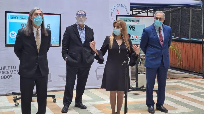 Movistar, VTR y Entel sumaron más de 40 mil reclamos ante la Subtel en el primer semestre de 2020