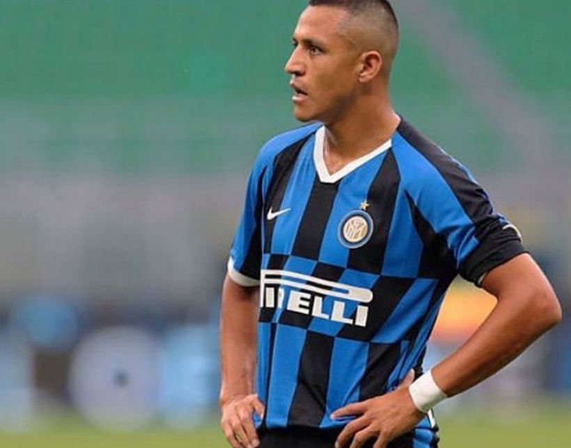 Alexis Sánchez brilló con dos asistencias en goleada del Inter de Milán