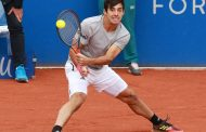 Garín debutó con un triunfo en Roland Garros