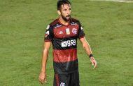 Mauricio Isla fue convocado para el duelo de Flamengo por Copa Libertadores